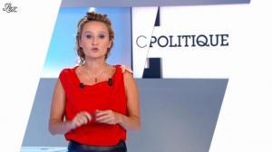 Caroline Roux dans C Politique - 16/09/12 - 09