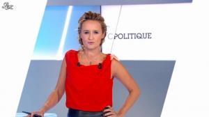 Caroline Roux dans C Politique - 16/09/12 - 10