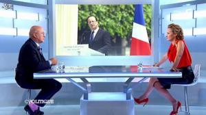 Caroline Roux dans C Politique - 16/09/12 - 17