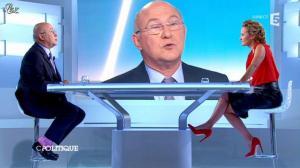 Caroline Roux dans C Politique - 16/09/12 - 19