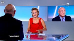 Caroline Roux dans C Politique - 16/09/12 - 22