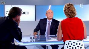 Caroline Roux dans C Politique - 16/09/12 - 23