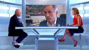 Caroline Roux dans C Politique - 16/09/12 - 25