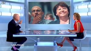 Caroline Roux dans C Politique - 16/09/12 - 30