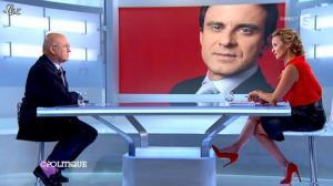 Caroline Roux dans C Politique - 16/09/12 - 38