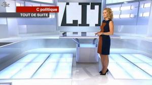 Caroline Roux dans C Politique - 21/10/12 - 01