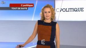 Caroline Roux dans C Politique - 21/10/12 - 02