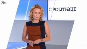 Caroline Roux dans C Politique - 21/10/12 - 05