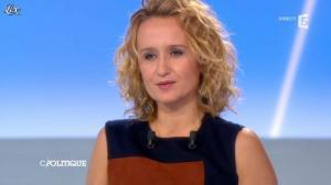 Caroline Roux dans C Politique - 21/10/12 - 07