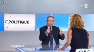 Caroline Roux dans C Politique - 21/10/12 - 09