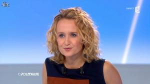 Caroline Roux dans C Politique - 21/10/12 - 11