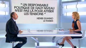 Caroline Roux dans C Politique - 21/10/12 - 14