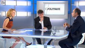 Caroline Roux dans C Politique - 21/10/12 - 17
