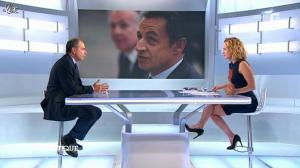 Caroline Roux dans C Politique - 21/10/12 - 20