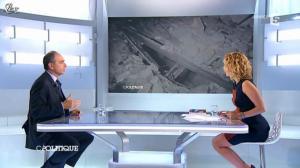 Caroline Roux dans C Politique - 21/10/12 - 25