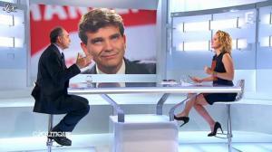 Caroline Roux dans C Politique - 21/10/12 - 29