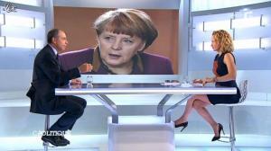 Caroline Roux dans C Politique - 21/10/12 - 30