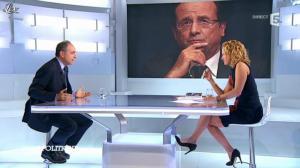 Caroline Roux dans C Politique - 21/10/12 - 31