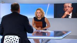Caroline Roux dans C Politique - 21/10/12 - 32
