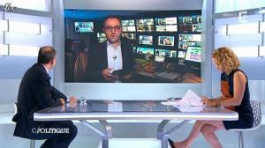 Caroline Roux dans C Politique - 21/10/12 - 33