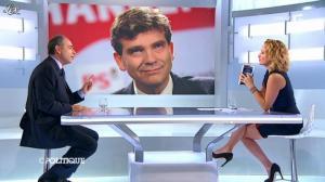 Caroline Roux dans C Politique - 21/10/12 - 36