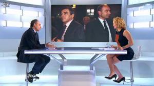 Caroline Roux dans C Politique - 21/10/12 - 38