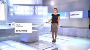 Caroline Roux dans C Politique - 23/09/12 - 01