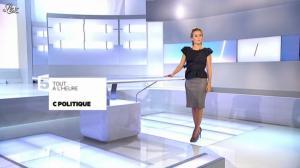 Caroline Roux dans C Politique - 23/09/12 - 02