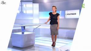 Caroline Roux dans C Politique - 23/09/12 - 04
