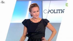 Caroline Roux dans C Politique - 23/09/12 - 06