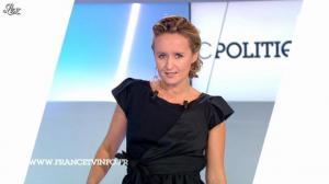 Caroline Roux dans C Politique - 23/09/12 - 07