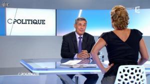 Caroline Roux dans C Politique - 23/09/12 - 09