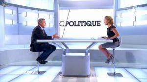 Caroline Roux dans C Politique - 23/09/12 - 10