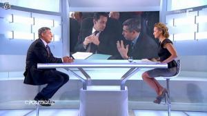 Caroline Roux dans C Politique - 23/09/12 - 11
