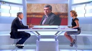 Caroline Roux dans C Politique - 23/09/12 - 12