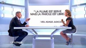 Caroline Roux dans C Politique - 23/09/12 - 13