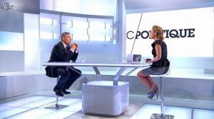 Caroline Roux dans C Politique - 23/09/12 - 15