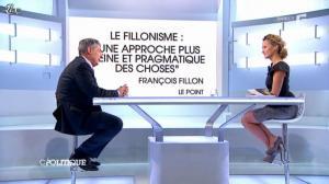 Caroline Roux dans C Politique - 23/09/12 - 18