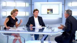 Caroline Roux dans C Politique - 23/09/12 - 19