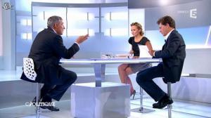 Caroline Roux dans C Politique - 23/09/12 - 20