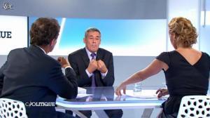 Caroline Roux dans C Politique - 23/09/12 - 21