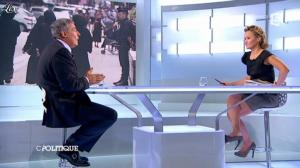 Caroline Roux dans C Politique - 23/09/12 - 24