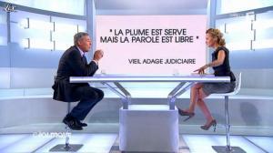 Caroline Roux dans C Politique - 23/09/12 - 25