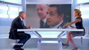 Caroline Roux dans C Politique - 23/09/12 - 26