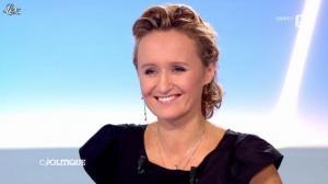 Caroline Roux dans C Politique - 23/09/12 - 27
