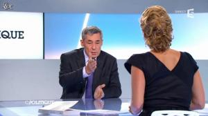 Caroline Roux dans C Politique - 23/09/12 - 28