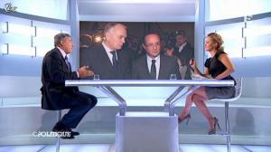 Caroline Roux dans C Politique - 23/09/12 - 30