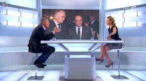 Caroline Roux dans C Politique - 23/09/12 - 31