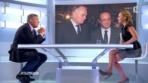 Caroline Roux dans C Politique - 23/09/12 - 32