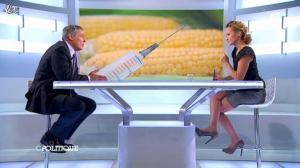 Caroline Roux dans C Politique - 23/09/12 - 33